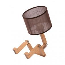 Лампа настольная Фолд 1хЕ27х60Вт 211-70-21-T