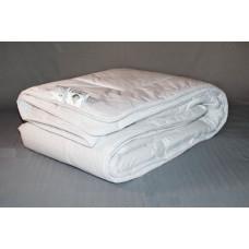 """Одеяло всесезонное """"Благородный кашемир"""" 160х210, в чехле из белоснежного хлопка с пухом кашмирских коз"""