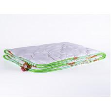 """Одеяло легкое для детей до 3 лет """"Нежный ангелочек"""" 100х150, с хлопковым волокном"""