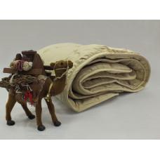 """Одеяло всесезонное для детей до 3 лет """"Кораблик пустыни"""" 100х150, с пухом верблюда"""