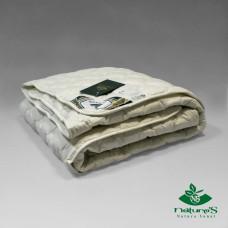 """Одеяло всесезонное """"Благородный кашемир"""" 200х220, в чехле из белоснежного хлопка с пухом кашмирских коз"""
