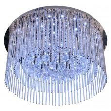 Escada Cristal 492R/9PL E14*60W+LED D600 Chrome