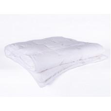 """Одеяло всесезонное из белого гусиного пуха """"Идеальное приданое"""" 150х200, кассетный способ пошива"""